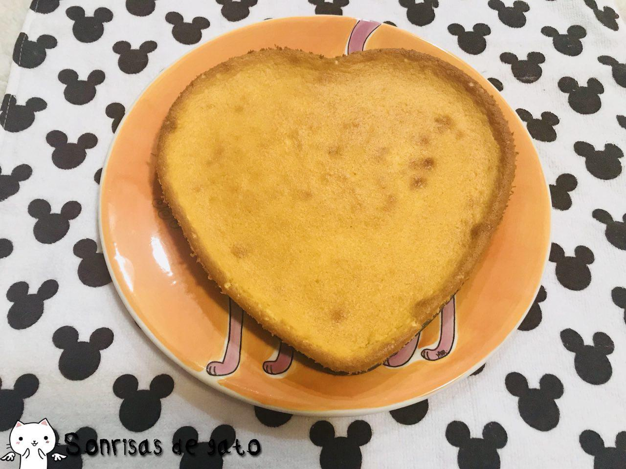 Pastel Japonés Cheesecake con 3 ingredientes